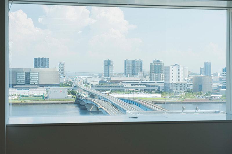 オフィスからの眺望